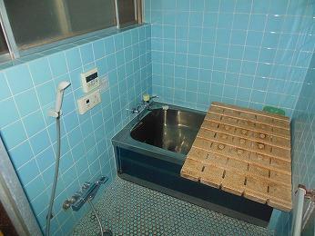浴室改装既存浴室窓
