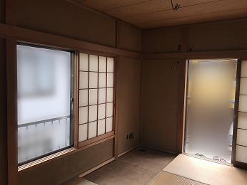 所沢市和室真壁