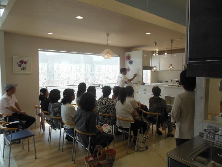 キッチンを快適にしようツアー 第2弾 (満席)