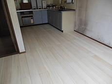 天然素材 桐の床板