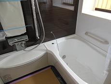 浴室リフォーム ユニットバス