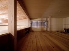 天然木の家ロフト