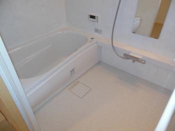 マンション 浴室リフォーム ユニットバス