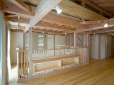 天然木の棚板