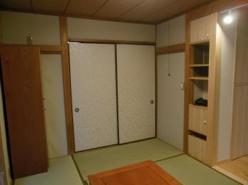 和室シラス塗り壁リフォーム